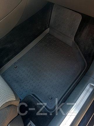 Резиновые коврики с высоким бортом для Volkswagen Passat B6 (2011-2015), фото 2