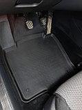 Резиновые коврики с высоким бортом для Volkswagen Passat CC 2011-2018, фото 2