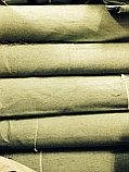 Брезент парусина огнеупорный ГОСТ 15530-93, плотность 480 гр/м, фото 2