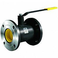 Кран стальной шаровой LD Ду 150 Ру 16 для газа с редуктором 11С67П