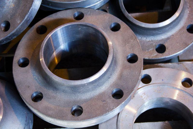 Фланец плоский жаропрочный Ду 350 Ру 16 15Х5М