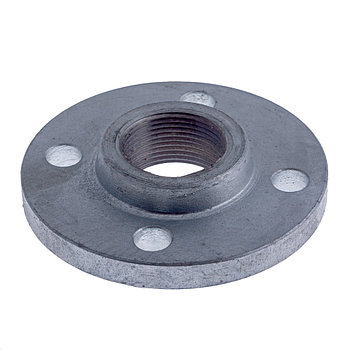 Фланец резьбовой стальной М125х4 195 мм ст.35