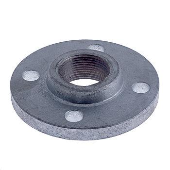 Фланец резьбовой стальной М80х3 145 мм ст.35