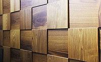 Декоративные панели для стен из дерева