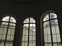 Алюминиевые окна теплой системы(Арка)