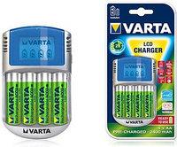 Charger 57070 LCD 4*2600mAh Устройство зарядное VARTA