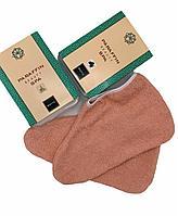 Махровые носочки для парафинотерапии, фото 2