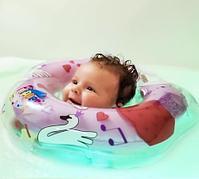 """Круг на шею Roxy Kids Flipper Swan Lake Music """"Лебединое озеро""""( розовый,голубой), фото 7"""