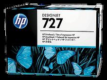 HP B3P06A Печатающая головка HP 727 для Designjet T1500/T920/T3500/ T2500