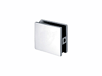 Коннектор DG-1.1 пол-стена-стекло | Цинк - Хром