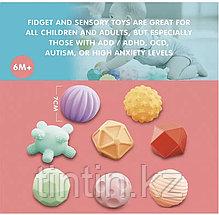 Набор из 8 текстурных мячей, фото 2