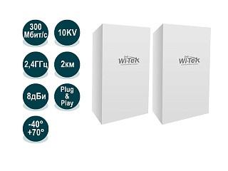 WI-CPE511-KIT комплект беспроводных точек доступа