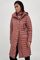 Пальто женское Finn Flare, цвет темно-розовый, размер XL