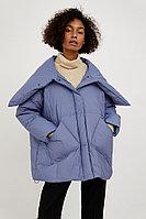 Куртка женская Finn Flare, цвет голубой, размер XS/S