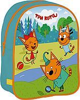 Детский рюкзак Три Кота 3+ (Академия Групп, Россия)
