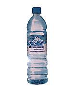 """Очищенная питьевая вода """"Ак-суу"""" негазированная"""