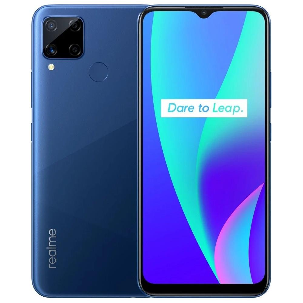 Realme C12 3/32Gb Blue