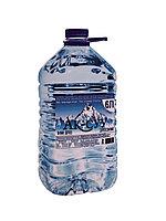 """Очищенная питьевая вода """"Ак-суу"""" негазированная столовая 6л"""