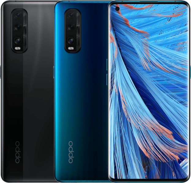 OPPO Find X2 12/256Gb Blue