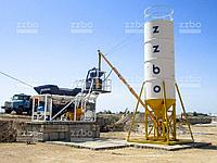 Запуск Бетонного Заводка Компакт-20 в г.Кривой Рог (Украина)