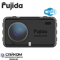 Fujida Karma Pro S WiFi Signature (3в1) Видеорегистратор + Радар-Детектор