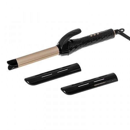 Стайлер для волос REDMOND RCI-2326, черный/золотой
