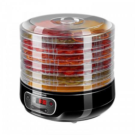 Сушилка для овощей и фруктов REDMOND RFD-0157, черный