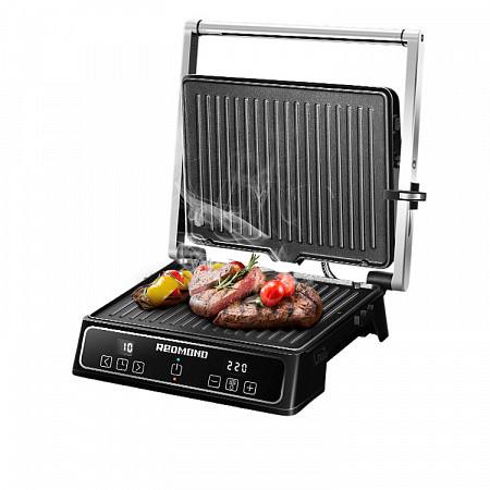 Гриль REDMOND SteakMaster RGM-M809, черный