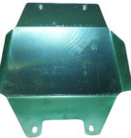 Защита переднего свеса аллюминий CFMoto Х8