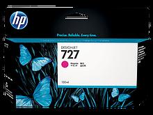 HP B3P20A Картридж пурпурный HP 727 для Designjet T1500/T920/ T2500