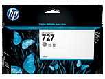 HP B3P24A Картридж серый HP 727 для Designjet T1500/T920/T2500