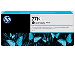 HP B6Y07A Картридж черный матовый HP 771C для Designjet Z6200/Z6600/Z6800, 775 мл