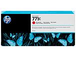 HP B6Y08A Картридж хроматический красный HP 771C для Designjet Z6200/Z6800
