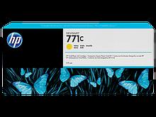 HP B6Y10A Картридж желтый HP 771C для Designjet Z6200, Z6600, Z6800