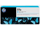 HP B6Y12A Картридж светло-голубой HP 771C для Designjet Z6200, Z6600, Z6800