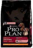 Корм для взрослых собак всех пород с курицей и рисом, Pro Plan - 14 кг