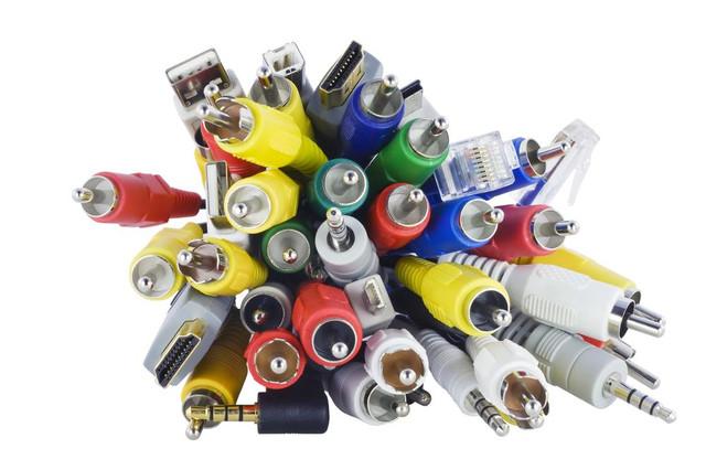 Соединительные кабели и переходники