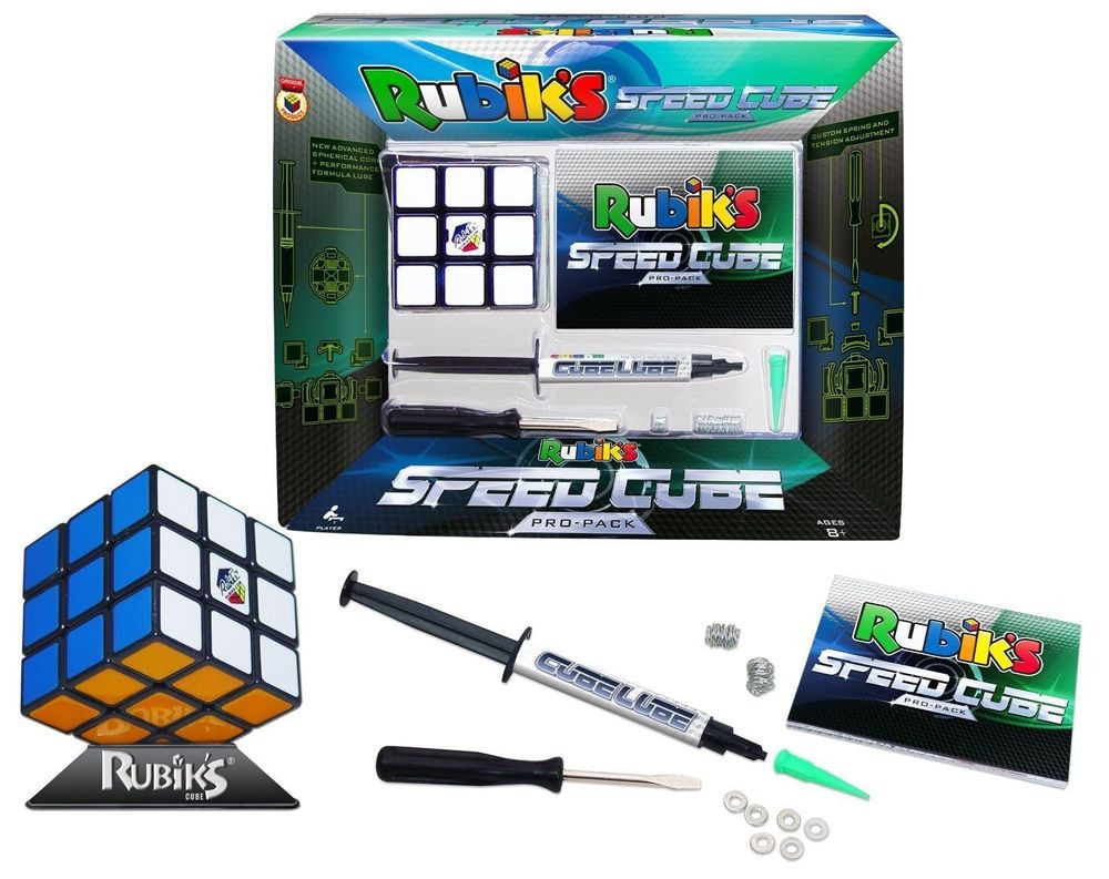 Rubik's Speed Cube by Winning Moves