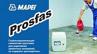 Силикатная грунтовка Prosfas для укрепление стяжек