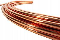 Труба медная для воды и газа 108х1.5 SF-Cu