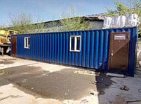 Жилые контейнера и бытовки любой сложности!