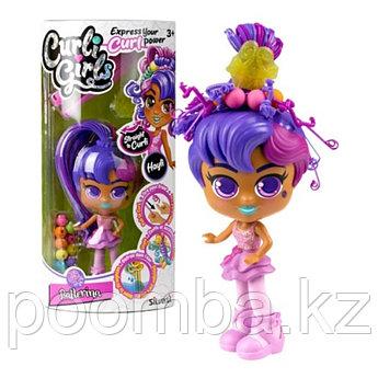 Игровой набор CURLI GIRLS Кукла Балерина Хейли