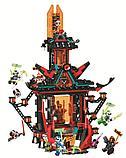 Конструктор Lari 11489 Императорский храм Безумия, фото 2