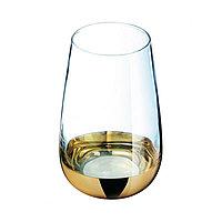 Набор стаканов Luminarc Электрическое золото высокие 4 штуки