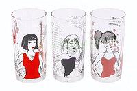 Набор стаканов Luminarc Парижанка высокие 3 штуки