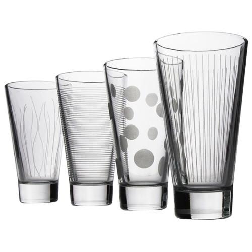 Набор стаканов Luminarc Lounge Club высокие 4 штуки