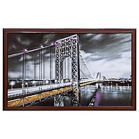 "Картина ""Бруклинский мост"" 67х107 см"