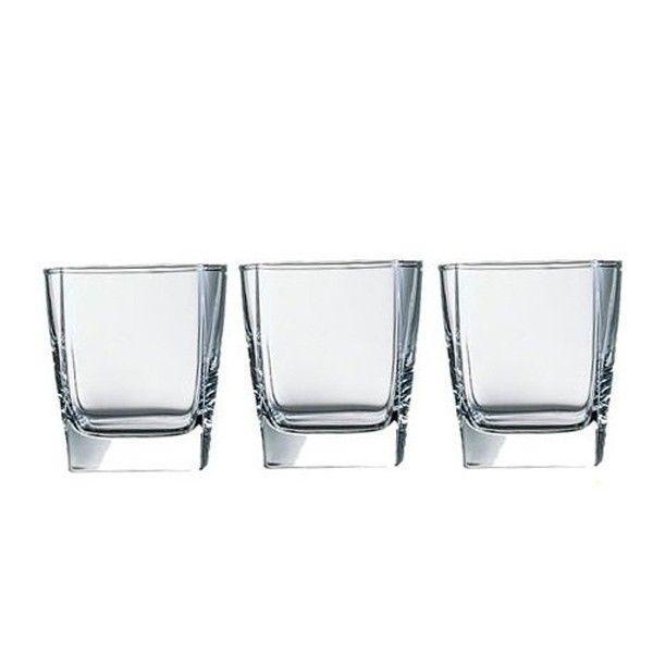 Набор стаканов Luminarc Sterling низкие 3 штуки