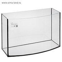 Аквариум телевизор без крышки, 150 литров, 100 х 37 х 45 см