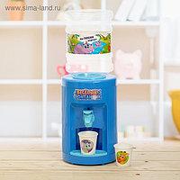 Детский кулер «Весёлый фонтанчик» с бутылкой и стаканчиками